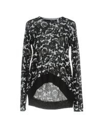 Guess Black Sweater
