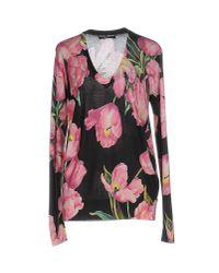 Dolce & Gabbana | Black Sweater | Lyst
