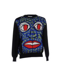 Moschino Couture | Blue Sweater for Men | Lyst