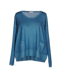 Cruciani - Blue Sweater - Lyst