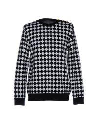 Balmain Black Sweater