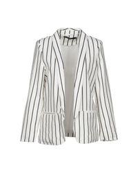 Vero Moda White Blazer