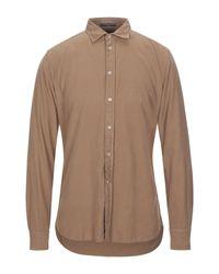 Camisa B.D. Baggies de hombre de color Brown