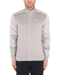 Sweat-shirt PUMA pour homme en coloris Gray
