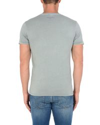 Scotch & Soda Green T-shirt for men