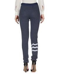 Sol Angeles Blue Casual Trouser