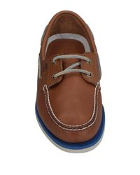 Timberland Brown Lace-up Shoe for men
