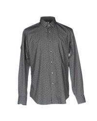 Bagutta Black Shirt for men