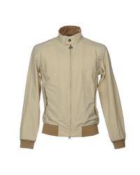 Barbour - Gray Jacket for Men - Lyst
