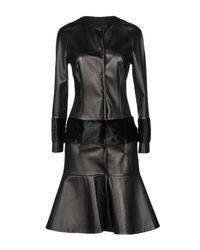 Giambattista Valli Black Coat
