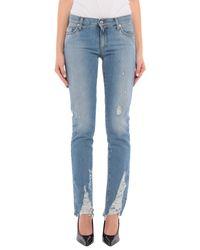 ViCOLO Blue Jeanshose