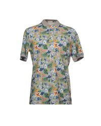 Polo Altea pour homme en coloris Gray