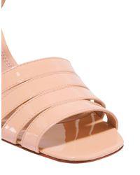 Tory Burch Natural Sandals