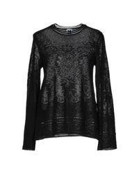 Pullover di M Missoni in Black