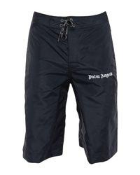 Pantalons de plage Palm Angels pour homme en coloris Black