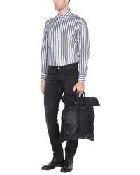 DIESEL Black Handbag for men