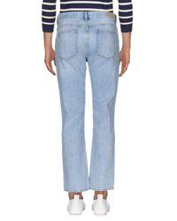 NN07 Blue Denim Pants for men