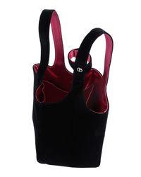 Sac à main Giorgio Armani en coloris Black
