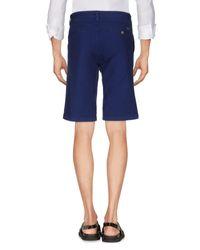 Ben Sherman - Blue Bermuda Shorts for Men - Lyst