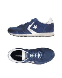 Converse CONS Blue Low-tops & Sneakers for men
