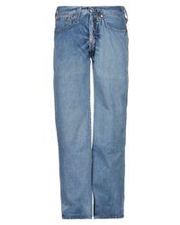 Pantaloni jeans di Levi's in Blue da Uomo
