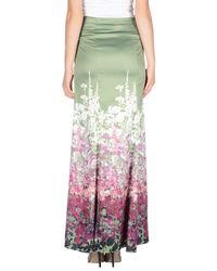 Armani Jeans Green Long Skirt