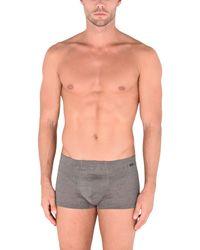 Caleçon Hanro pour homme en coloris Gray