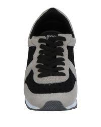Colors Of California Gray Low-tops & Sneakers for men