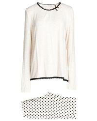 Pyjama Verdissima en coloris White