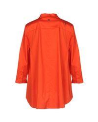 Liu Jo Orange Shirt