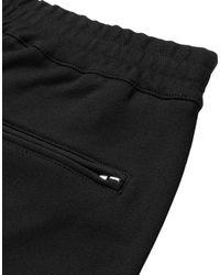 Pantalones Alexander McQueen de hombre de color Black