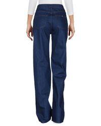 Pantalones vaqueros WOOD WOOD de color Blue