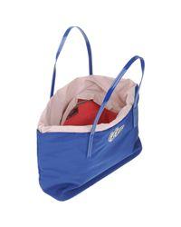 Blu Byblos Blue Handbag