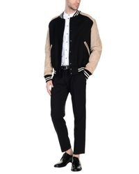 Maison Margiela Black Jacket for men