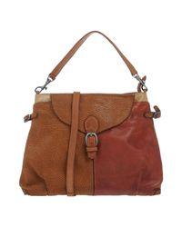 Caterina Lucchi Brown Handbag