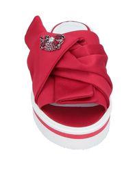Sandali di Baldinini in Red