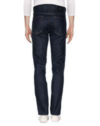 Michael Kors - Blue Denim Trousers for Men - Lyst