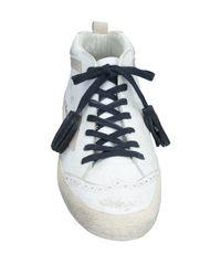 Sneakers & Tennis shoes alte di Golden Goose Deluxe Brand in White da Uomo