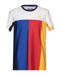 T-shirt di Adidas in Multicolor da Uomo