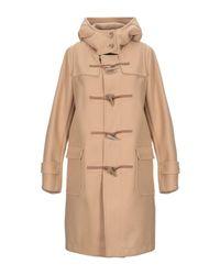 Cappotto di Mackintosh in Natural