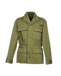 Marc Jacobs - Green Jackets for Men - Lyst