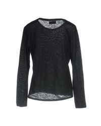 Momoní Black T-shirt