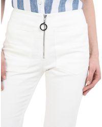 Edun White Casual Pants