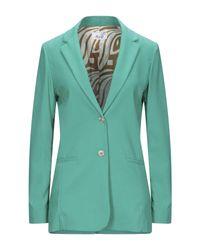 Niu Green Suit Jacket