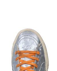 Golden Goose Deluxe Brand - Metallic High-tops & Sneakers - Lyst