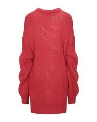 Vanessa Bruno Red Sweater