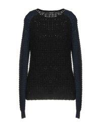 Pullover Roberto Collina de color Black
