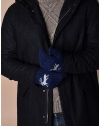 Gants 8 pour homme en coloris Blue