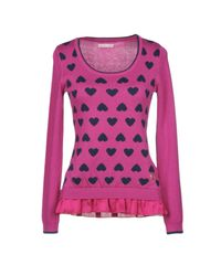 Maison Espin - Multicolor Sweaters - Lyst