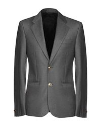 Versace Jackett in Gray für Herren